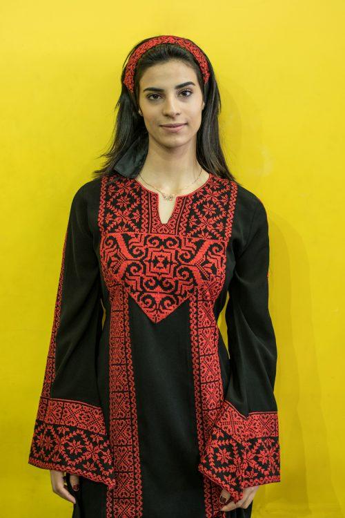 Muna Asous - Palestine