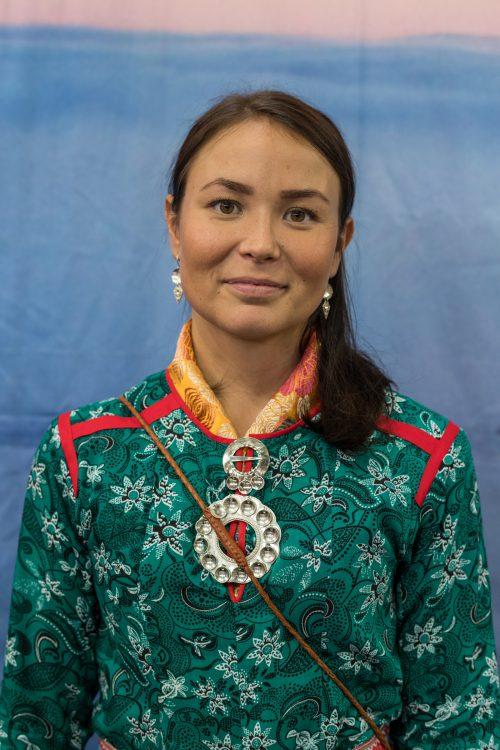Leila Nutti - Sàpmi