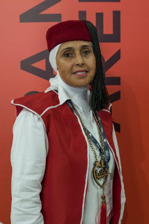 Aida Ghram ep Kachouri - Tunisia