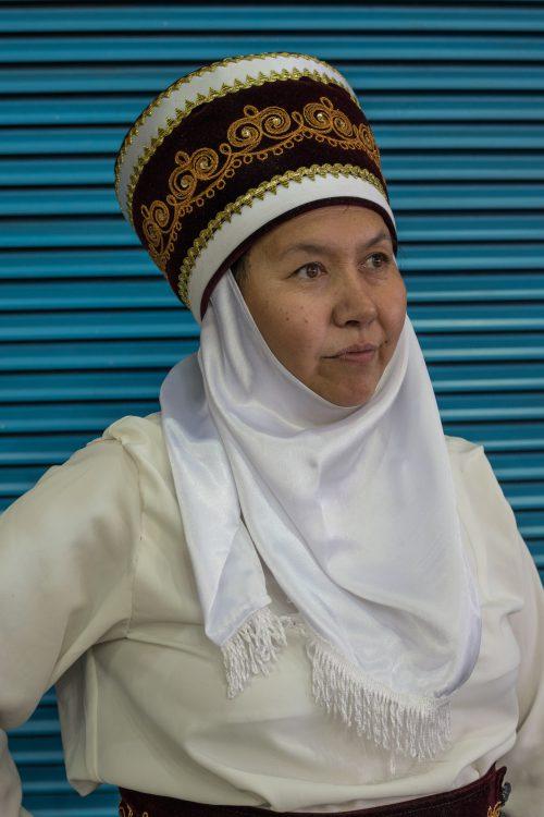 Aziza Sakenova - Kyrgyzstan