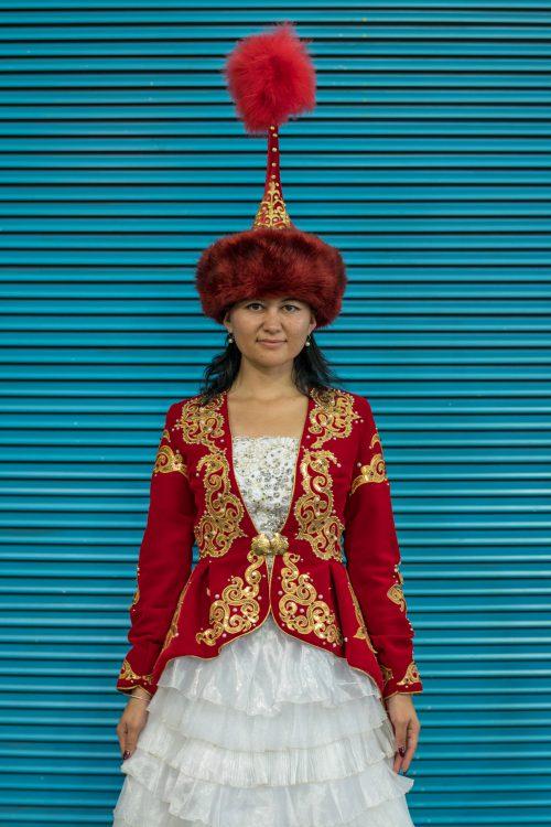 Baimatova Dida - Kazakhstan