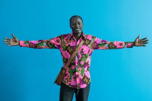 Bucana Tonny Ocana - Uganda