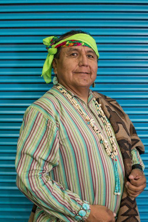 Roy Kady - Navajo Nation U.S.A.
