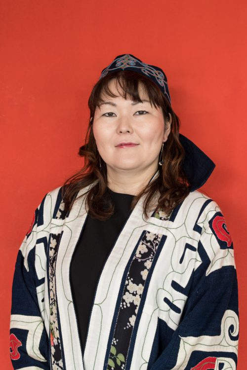 Kayo Tsukiyama - Hokkaido - Japan