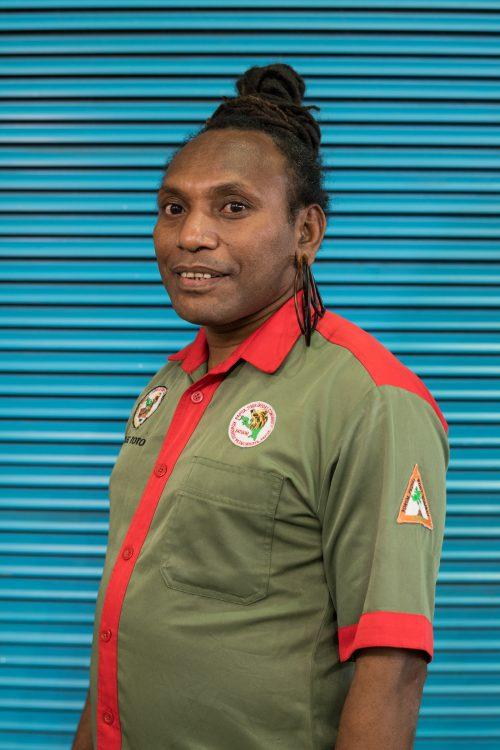 Charles Toto - Papua