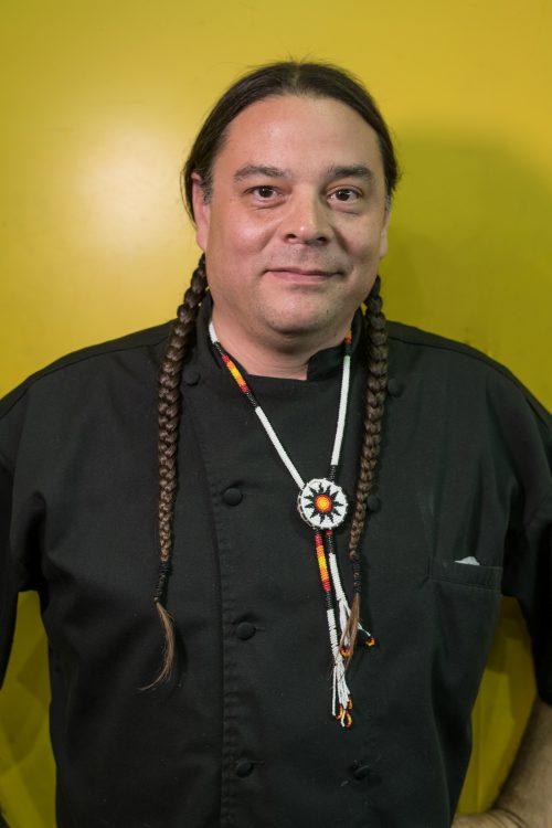 Sean Sherman - Sioux - U.S.A.