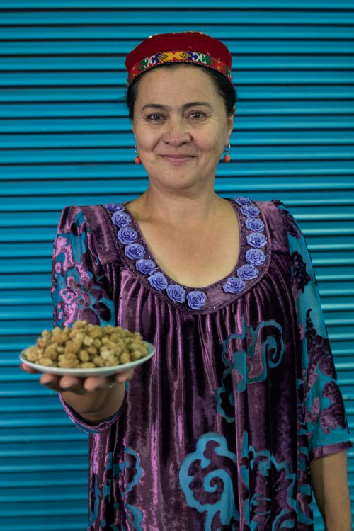 Snohira Rahimjanova - Tajikistan