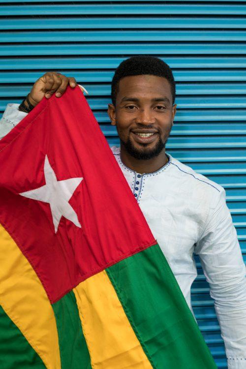 Ahossoli Komlan - Togo