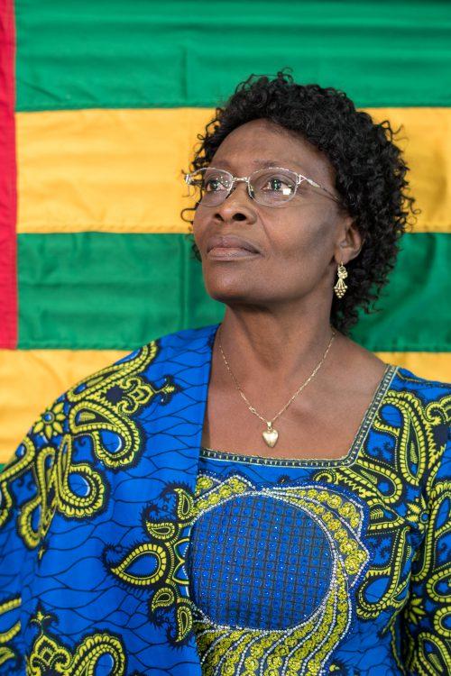 Amewoni Ekuea Anita - Lome Togo