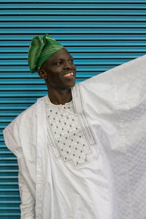 Ben Olatilo - Nigeria