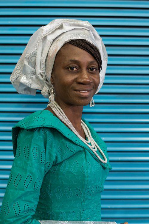 Christiana Falu - Nigeria