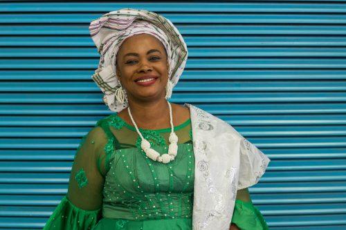 Omolola Olatilo - Nigeria