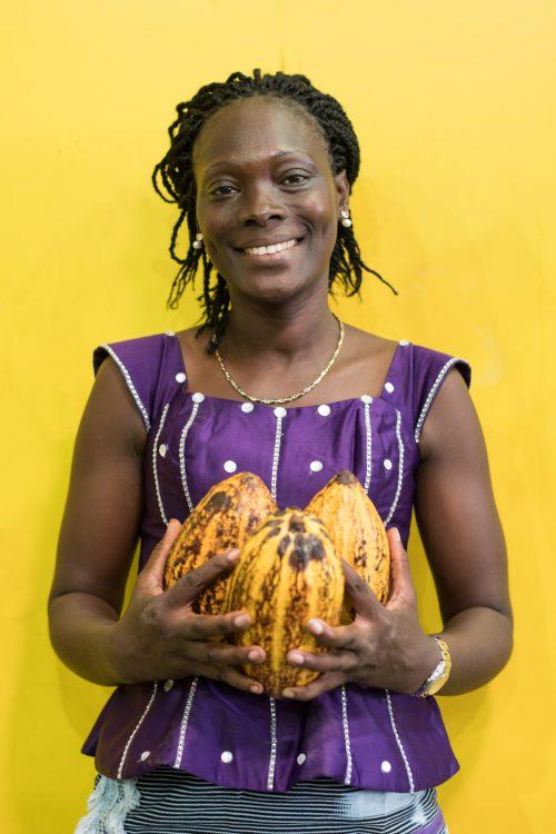 Estella Liliane Konan - Costa d'Avorio