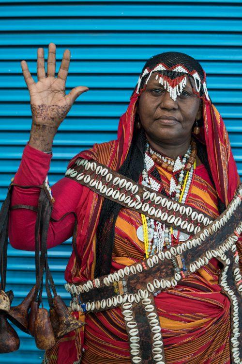 Amina Dubu Tende - Isiolo County