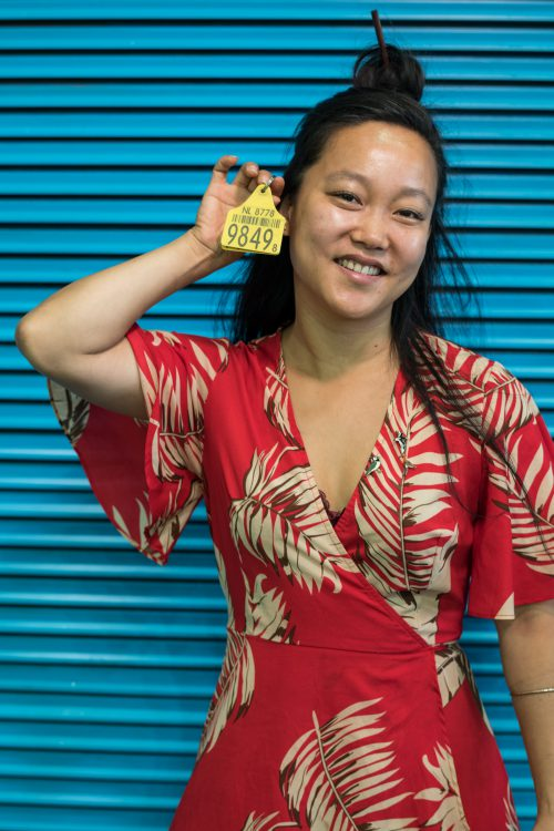 Marrit Kyung Ok Schakel - Netherland
