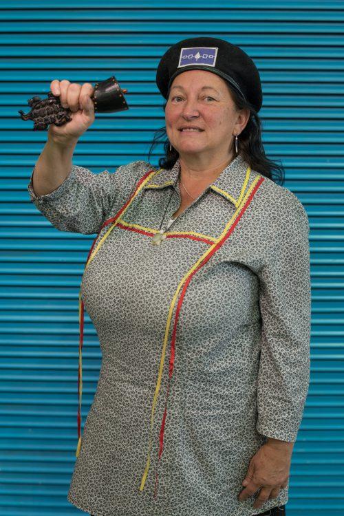 Lorraine Kahneratokwas Gray - New Mexico